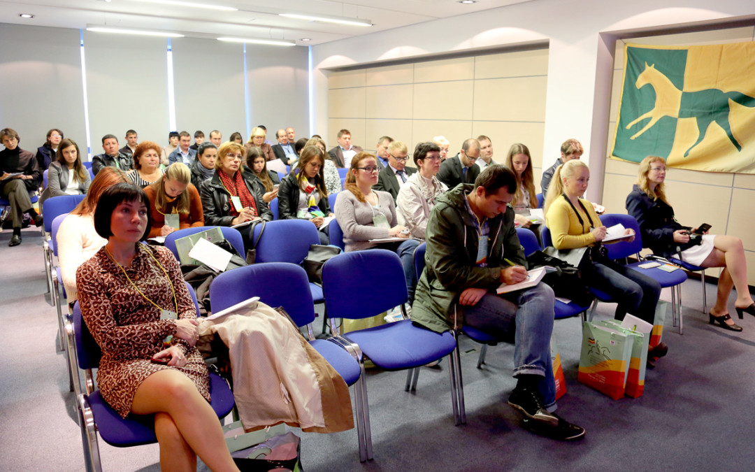 Участие в Первом Южно-Российском международном ветеринарном конгрессе