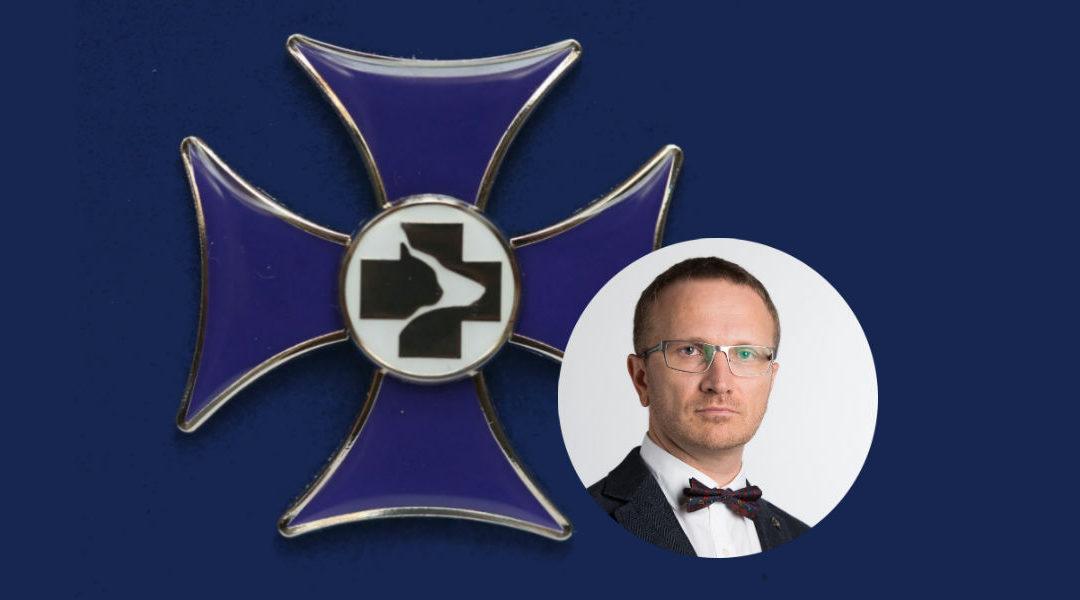 Профессор Алексей Ермаков награжден орденом «Ветеринарный крест»